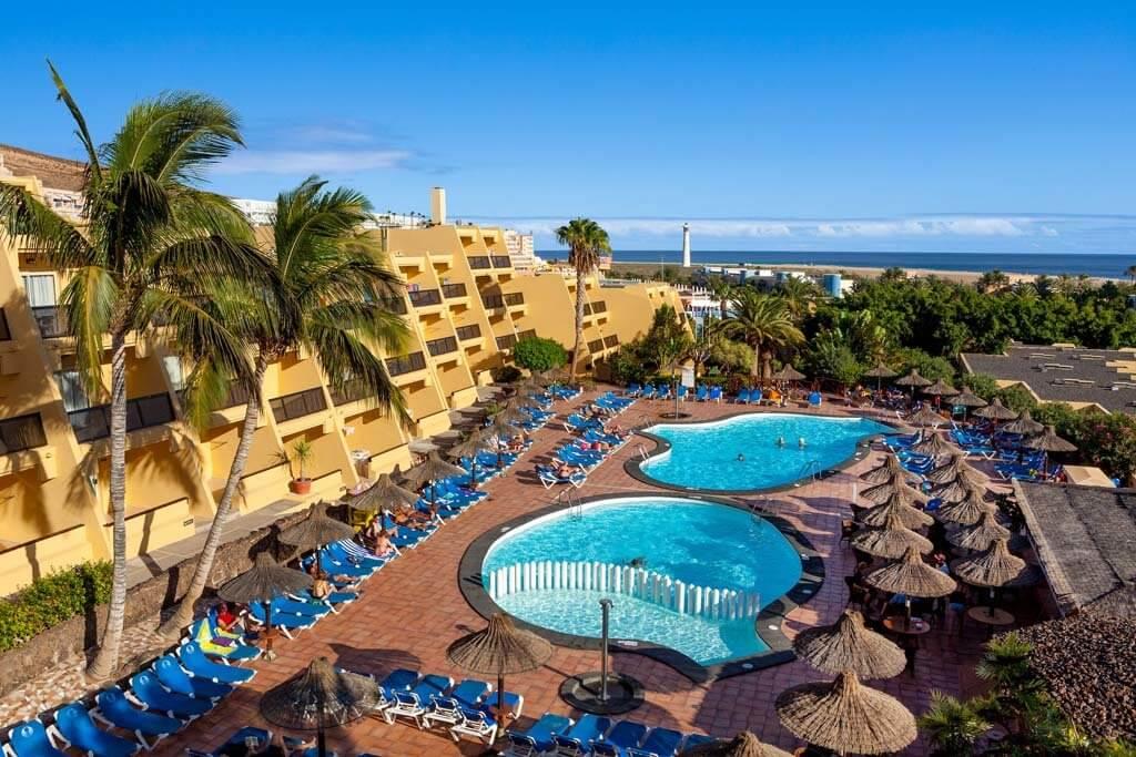 SOL FUERTEVENTURA JANDIA (EX. SOL JANDIA MAR) — Fuerteventura