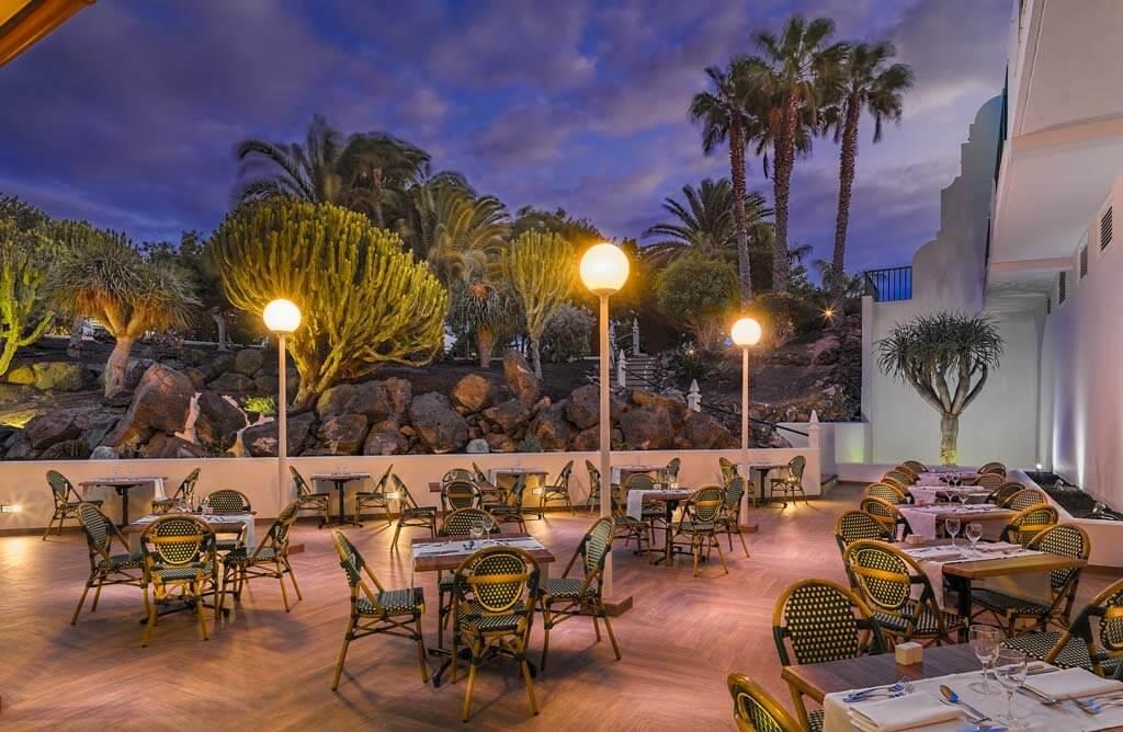 nyaralás, Fuerteventura, Corralejo, H10 Ocean Suites, 5