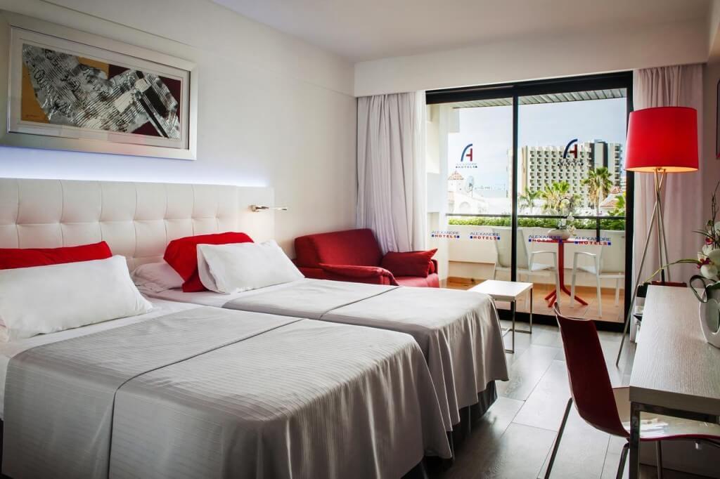 nyaralás olcsón, Tenerife, Playa de las Americas, Alexandre Hotel Gala, 22