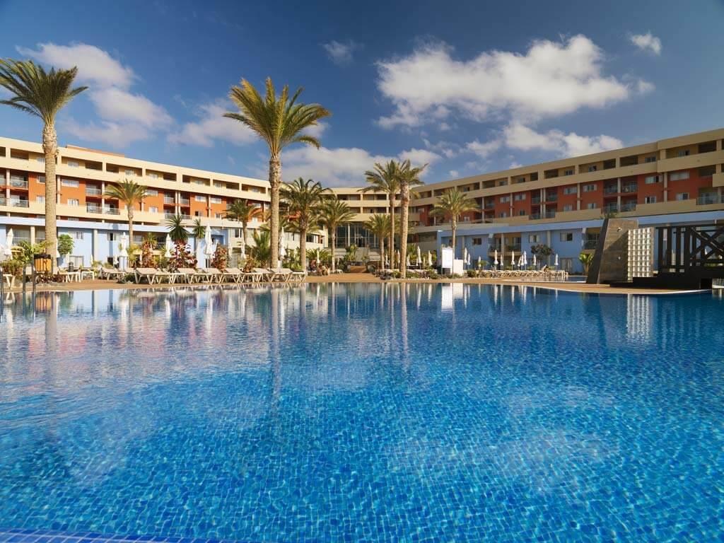 IBEROSTAR PLAYA GAVIOTAS PARK — Fuerteventura