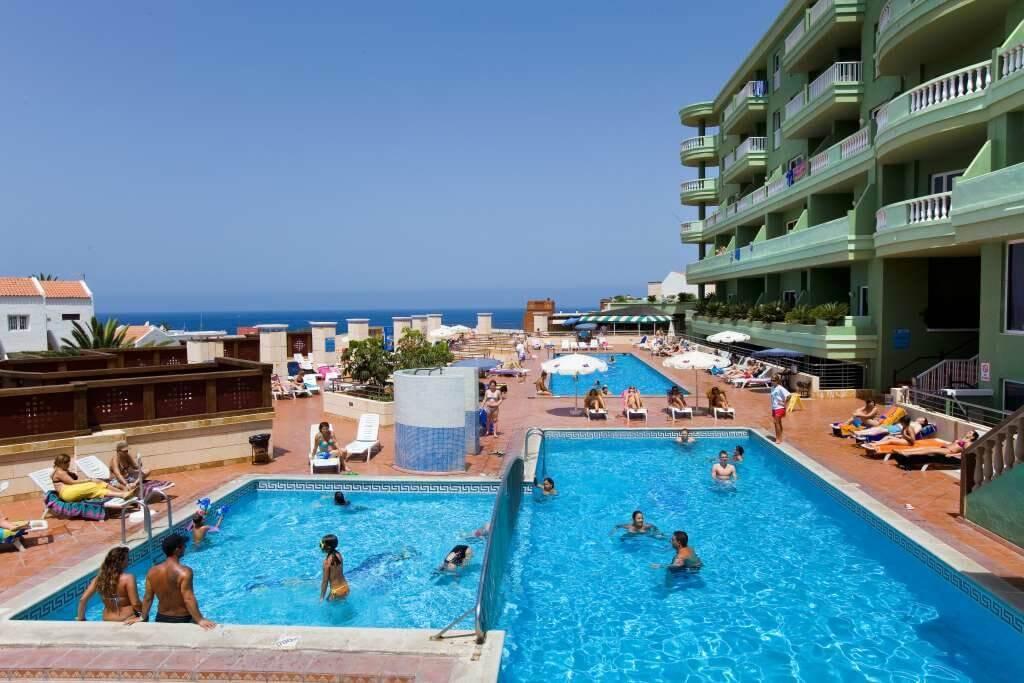 VILLA DE ADEJE BEACH — Tenerife