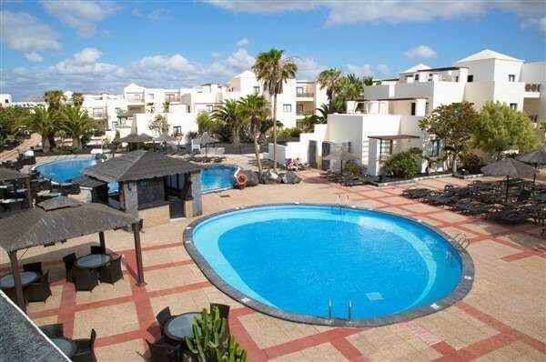 VITALCLASS LANZAROTE SPORTS AND WELLNESS RESORT — Lanzarote