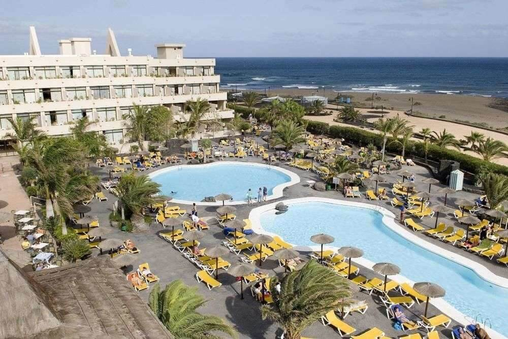 BEATRIZ PLAYA AND SPA — Lanzarote