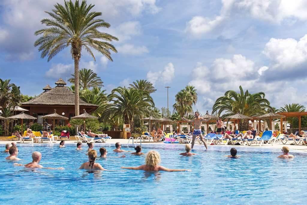 üdülés, Fuerteventura, Caleta de Fuste, Elba Carlota, 0