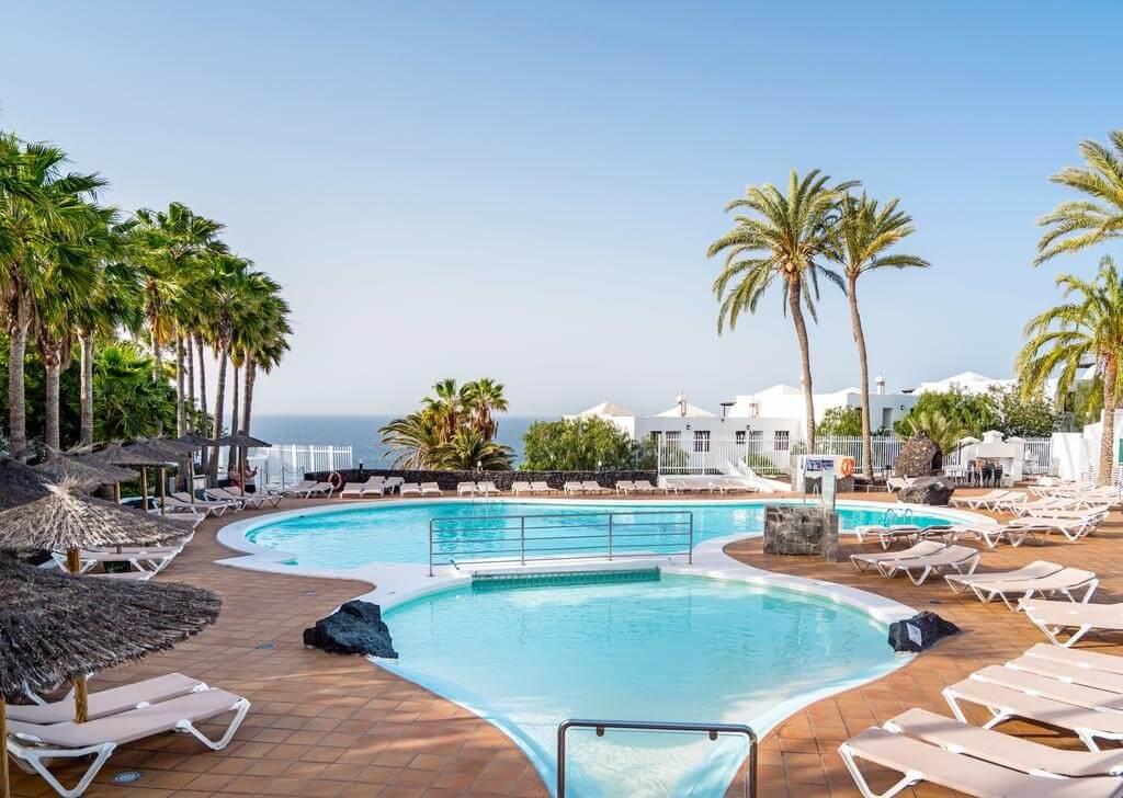 THB FLORA — Lanzarote