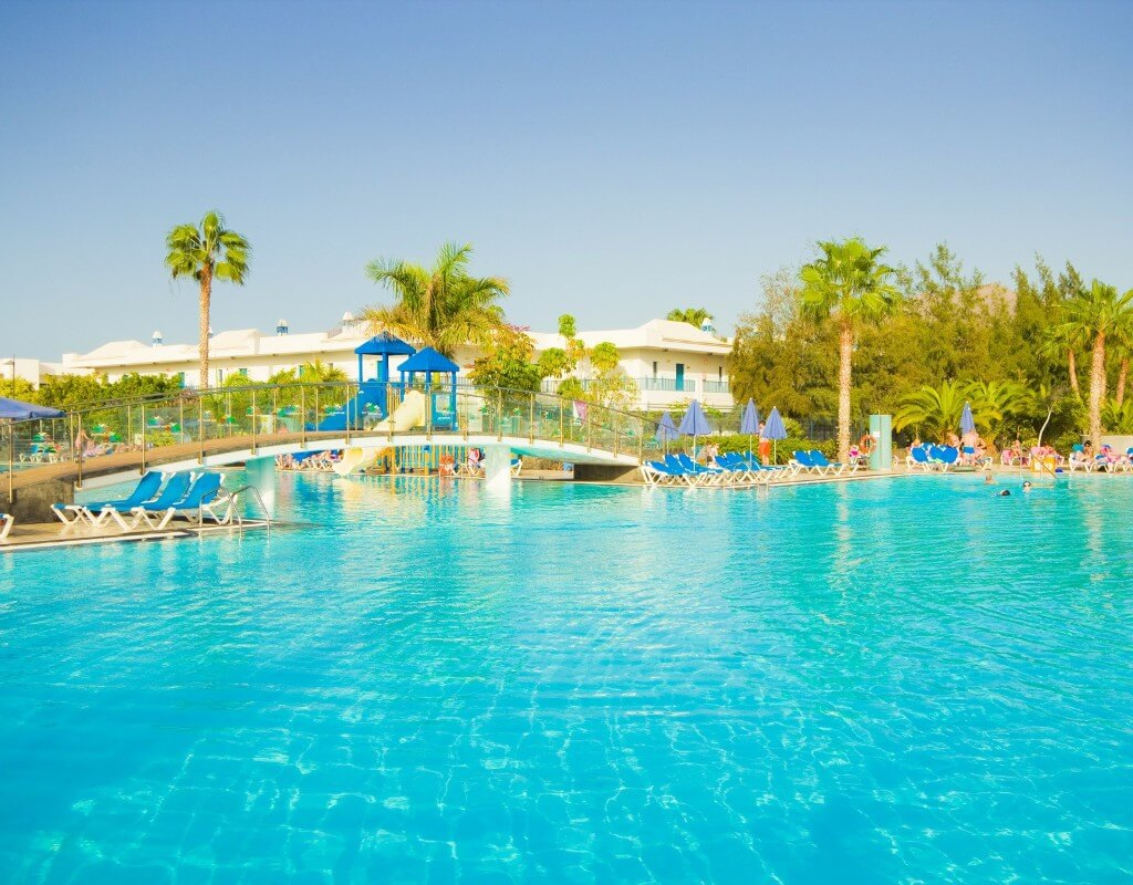 THB TROPICAL ISLAND RESORT — Lanzarote