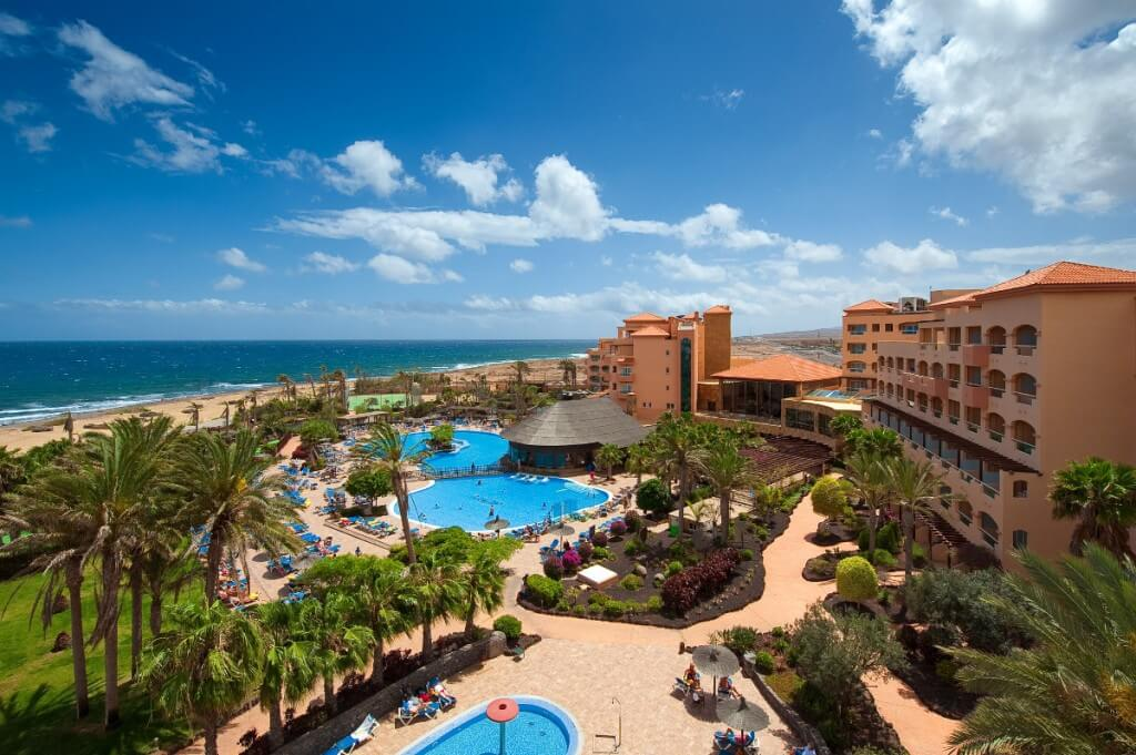 utazás, Fuerteventura, Caleta de Fuste, Elba Sara Beach And Golf Resort, 0