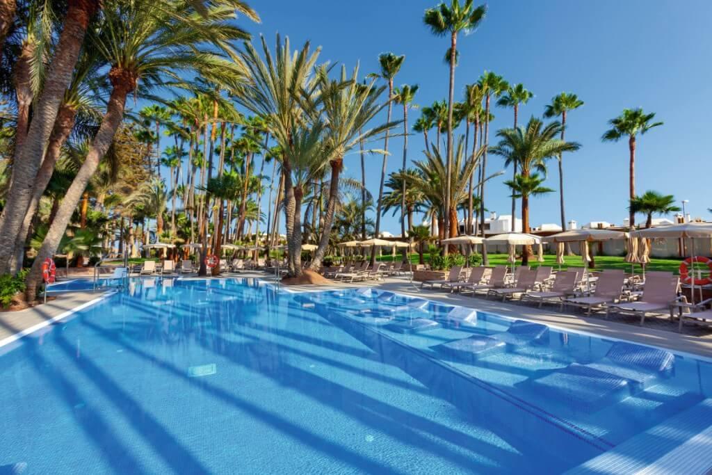 RIU PALACE OASIS — Gran Canaria