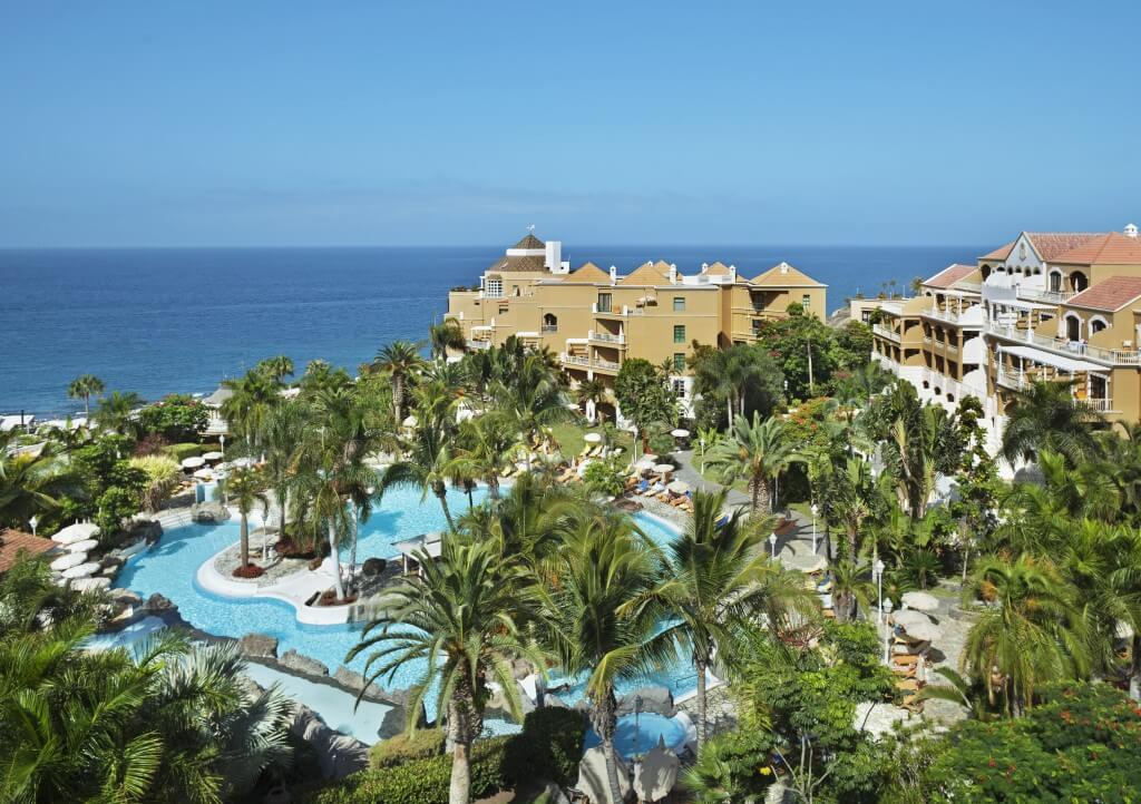 JARDINES DE NIVARIA — Tenerife