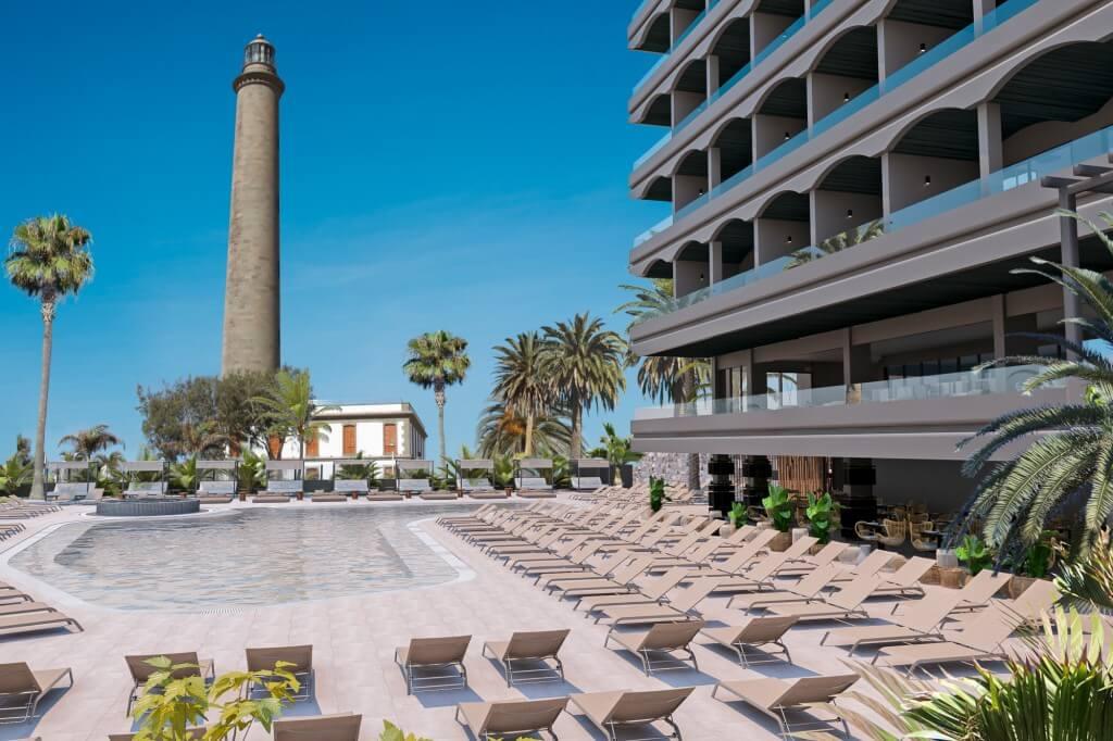 HOTEL FARO, A LOPESAN COLLECTION HOTEL — Gran Canaria