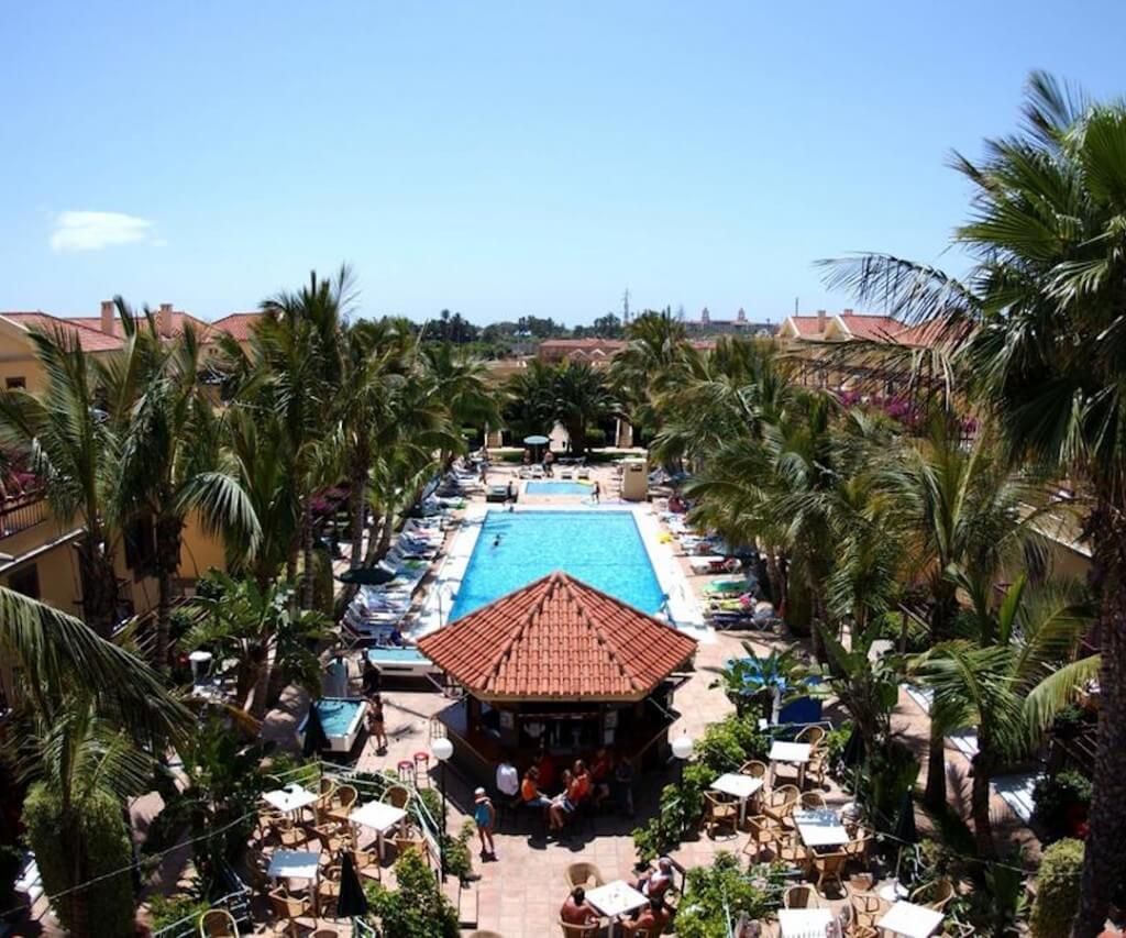 MASPALOMAS OASIS CLUB — Gran Canaria