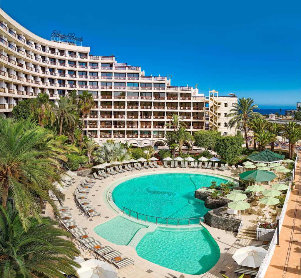SEASIDE SANDY BEACH — Gran Canaria