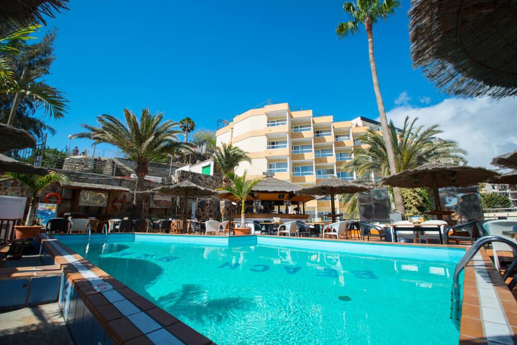 HL SAHARA PLAYA — Gran Canaria