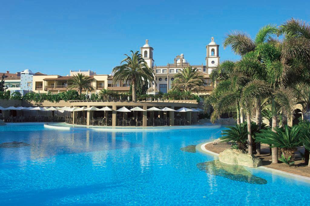 LOPESAN VILLA DEL CONDE — Gran Canaria