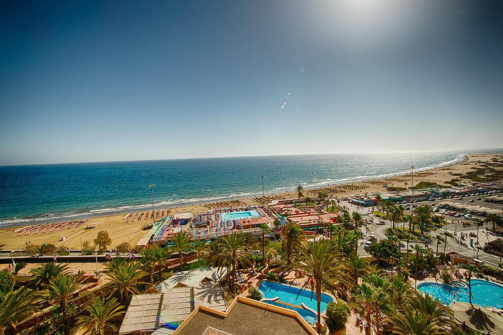 CORALLIUM DUNAMAR BY LOPESAN HOTELS — Gran Canaria