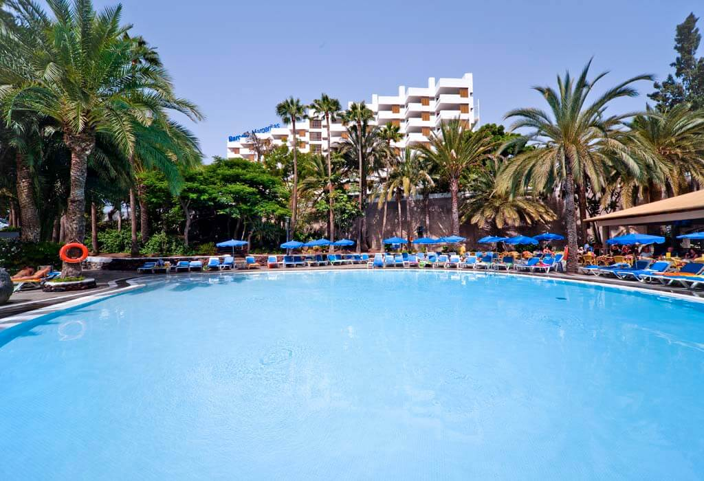 OCCIDENTAL MARGARITAS (EX. BARCELO MARGARITAS) — Gran Canaria