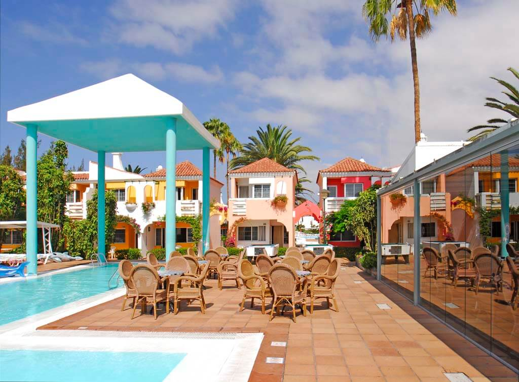 CORDIAL GREEN GOLF — Gran Canaria