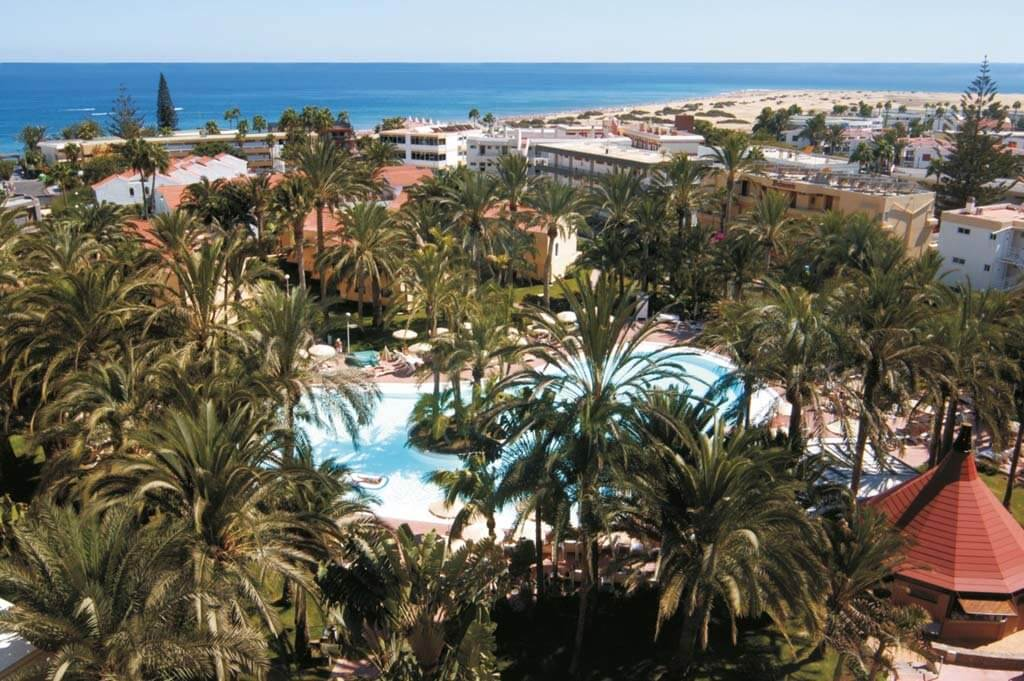 RIU PALMERAS / RIU PALMITOS — Gran Canaria