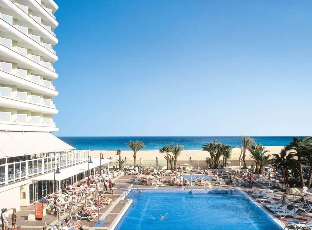 RIU OLIVA BEACH — Fuerteventura